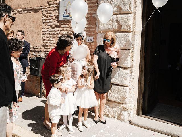 La boda de Jose y Nieves en Carrion De Calatrava, Ciudad Real 83