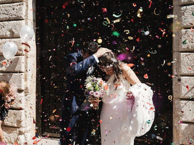 La boda de Jose y Nieves en Carrion De Calatrava, Ciudad Real 84