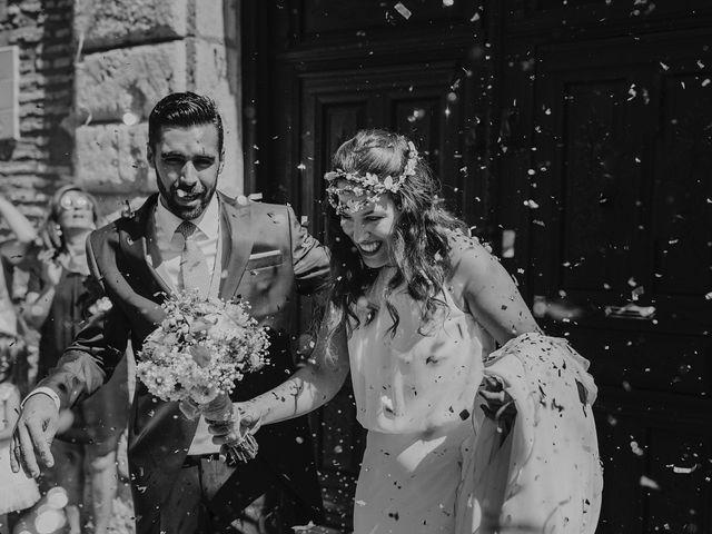 La boda de Jose y Nieves en Carrion De Calatrava, Ciudad Real 85