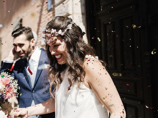 La boda de Jose y Nieves en Carrion De Calatrava, Ciudad Real 86