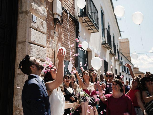 La boda de Jose y Nieves en Carrion De Calatrava, Ciudad Real 87