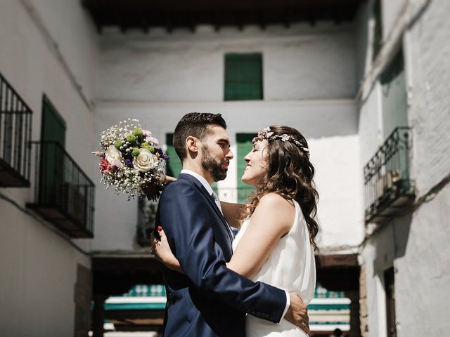 La boda de Jose y Nieves en Carrion De Calatrava, Ciudad Real 93