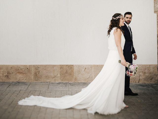 La boda de Jose y Nieves en Carrion De Calatrava, Ciudad Real 94