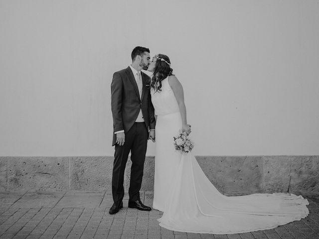 La boda de Jose y Nieves en Carrion De Calatrava, Ciudad Real 100