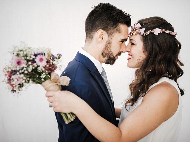 La boda de Jose y Nieves en Carrion De Calatrava, Ciudad Real 101