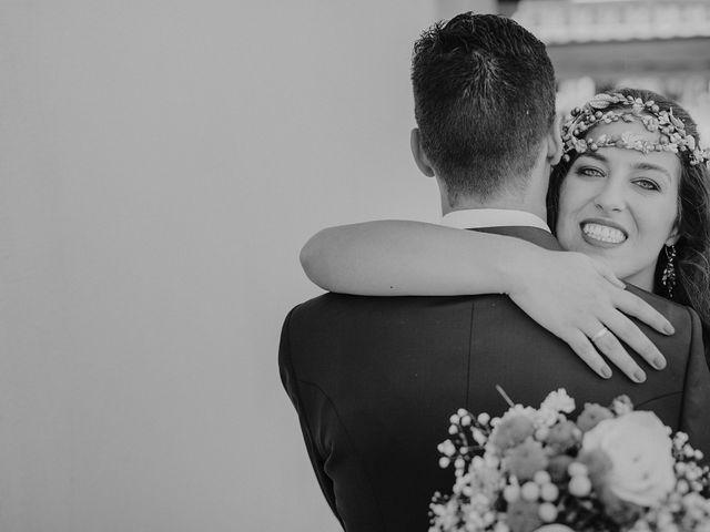 La boda de Jose y Nieves en Carrion De Calatrava, Ciudad Real 102