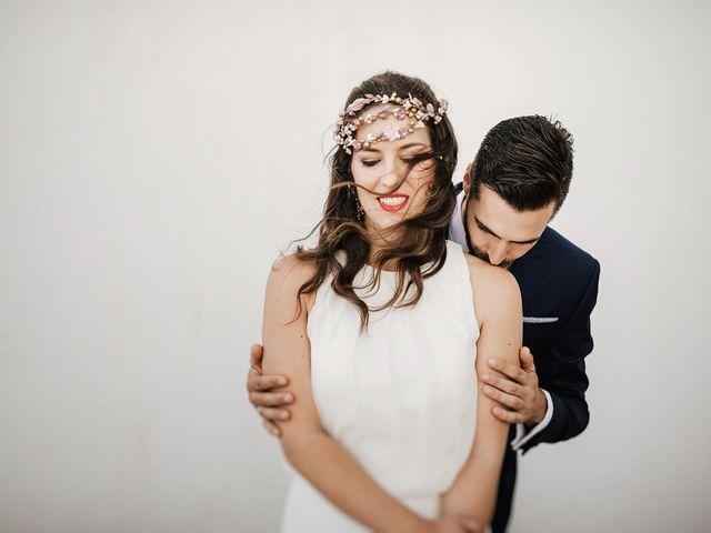 La boda de Jose y Nieves en Carrion De Calatrava, Ciudad Real 106