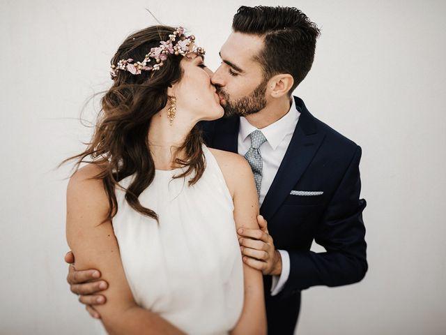 La boda de Jose y Nieves en Carrion De Calatrava, Ciudad Real 108