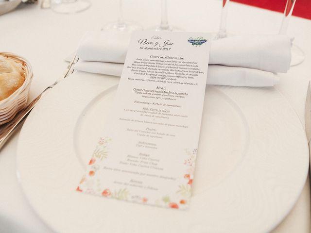 La boda de Jose y Nieves en Carrion De Calatrava, Ciudad Real 119