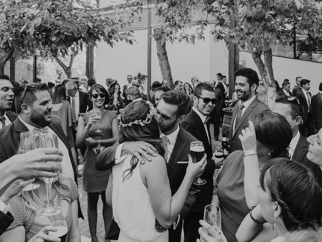 La boda de Jose y Nieves en Carrion De Calatrava, Ciudad Real 123