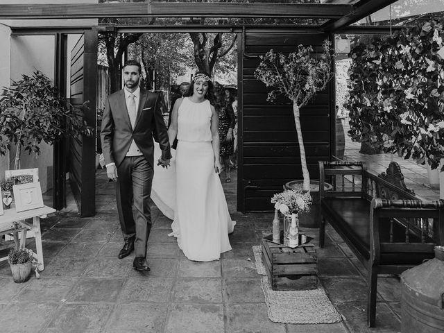 La boda de Jose y Nieves en Carrion De Calatrava, Ciudad Real 124