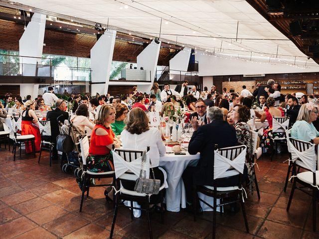 La boda de Jose y Nieves en Carrion De Calatrava, Ciudad Real 126