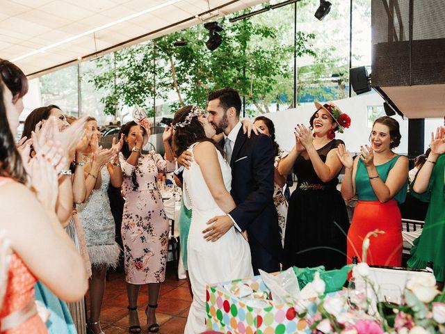 La boda de Jose y Nieves en Carrion De Calatrava, Ciudad Real 129