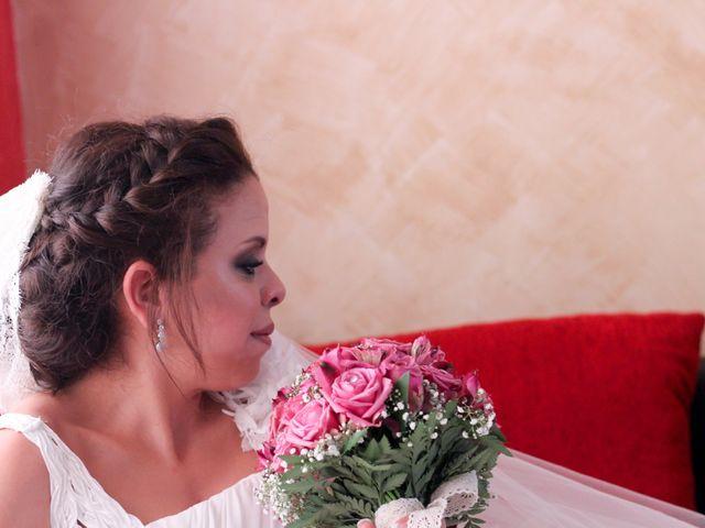 La boda de Juan Carlos y Vanessa en Los Ramos, Murcia 8