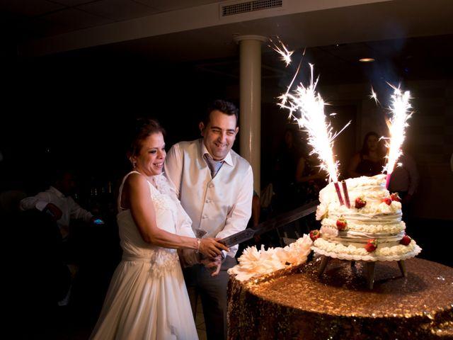 La boda de Juan Carlos y Vanessa en Los Ramos, Murcia 24