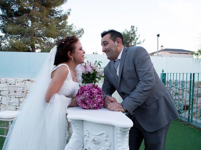La boda de Juan Carlos y Vanessa en Los Ramos, Murcia 25