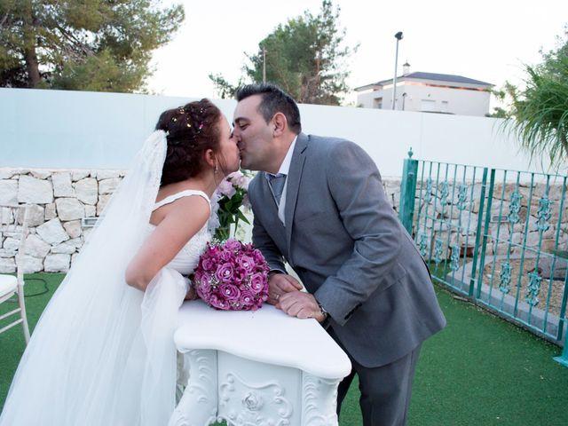 La boda de Juan Carlos y Vanessa en Los Ramos, Murcia 26