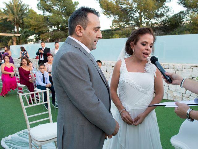 La boda de Juan Carlos y Vanessa en Los Ramos, Murcia 27