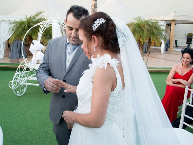La boda de Juan Carlos y Vanessa en Los Ramos, Murcia 28