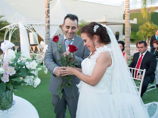 La boda de Juan Carlos y Vanessa en Los Ramos, Murcia 29