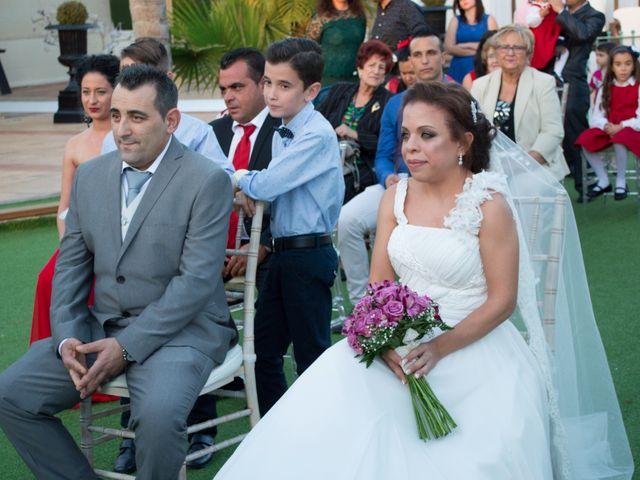 La boda de Juan Carlos y Vanessa en Los Ramos, Murcia 30