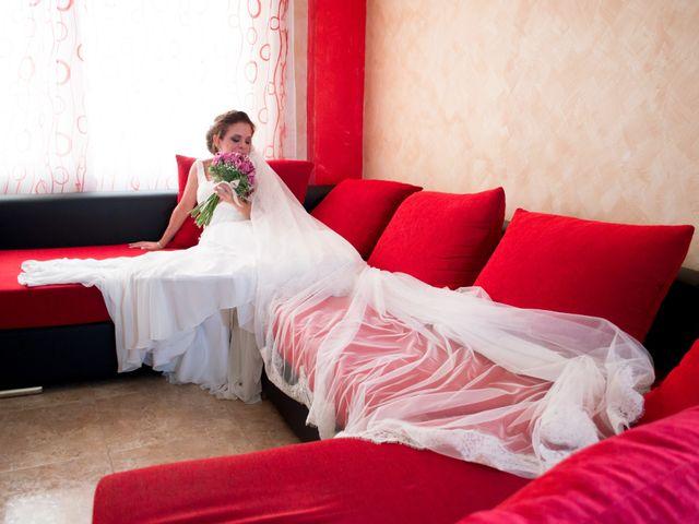La boda de Juan Carlos y Vanessa en Los Ramos, Murcia 34