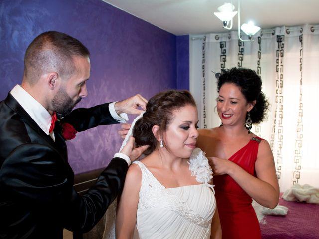 La boda de Juan Carlos y Vanessa en Los Ramos, Murcia 36