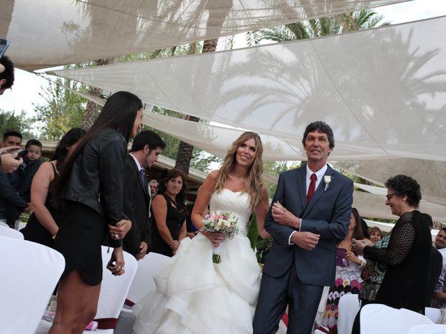La boda de Leo y Romina en El Puig, Valencia 20