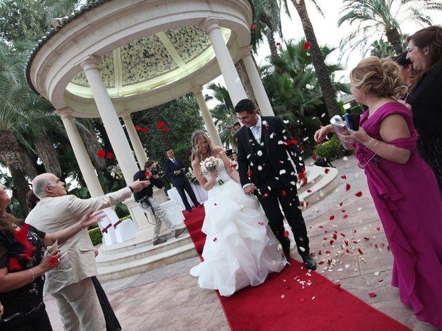 La boda de Leo y Romina en El Puig, Valencia 29