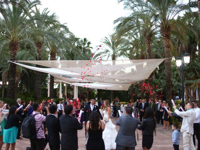 La boda de Leo y Romina en El Puig, Valencia 30