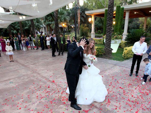 La boda de Leo y Romina en El Puig, Valencia 31