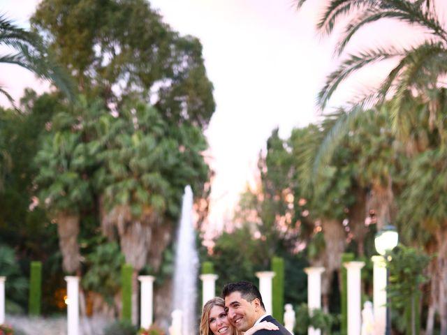 La boda de Leo y Romina en El Puig, Valencia 33