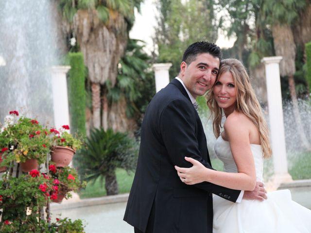 La boda de Leo y Romina en El Puig, Valencia 36