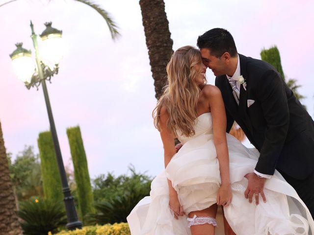 La boda de Leo y Romina en El Puig, Valencia 37