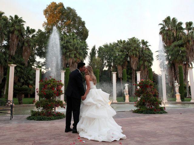 La boda de Leo y Romina en El Puig, Valencia 38