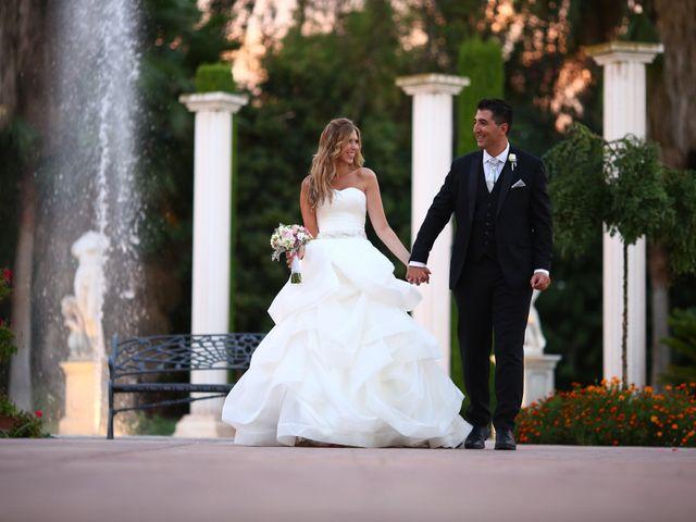 La boda de Leo y Romina en El Puig, Valencia 39