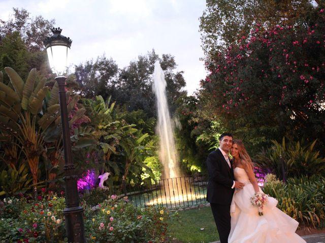 La boda de Leo y Romina en El Puig, Valencia 41