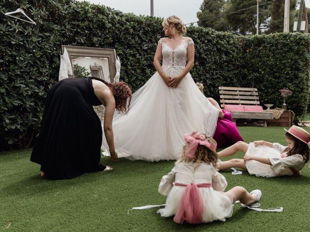 La boda de Jose y Veronica en Cervello, Barcelona 57