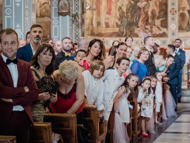 La boda de Jose y Veronica en Cervello, Barcelona 72