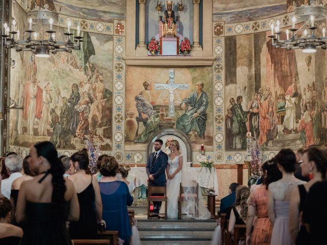 La boda de Jose y Veronica en Cervello, Barcelona 99