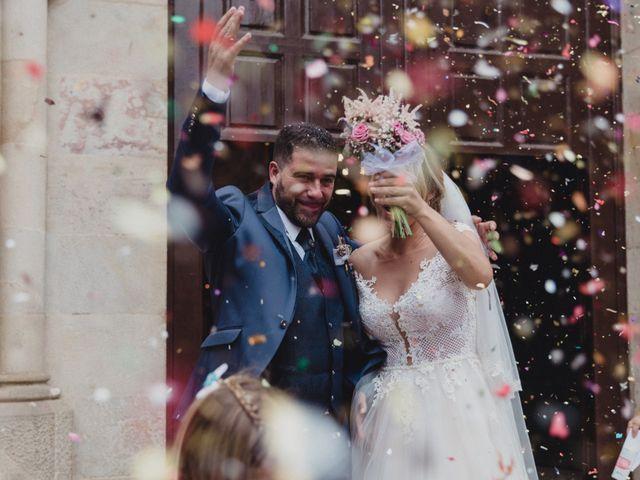 La boda de Jose y Veronica en Cervello, Barcelona 107