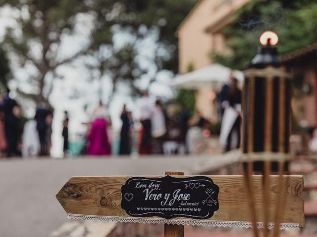 La boda de Jose y Veronica en Cervello, Barcelona 122