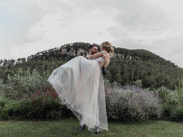 La boda de Jose y Veronica en Cervello, Barcelona 138