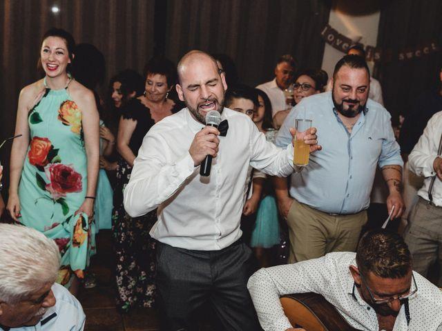 La boda de Jose y Veronica en Cervello, Barcelona 161