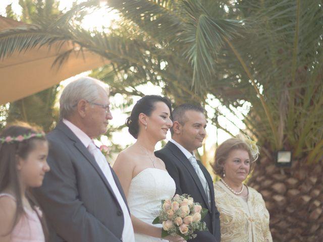 La boda de Ana y Jose Carlos