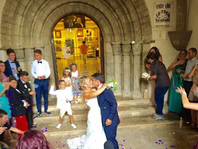 La boda de Pere y Miriam en Urbanització Roc De Sant Gaieta, Tarragona 16