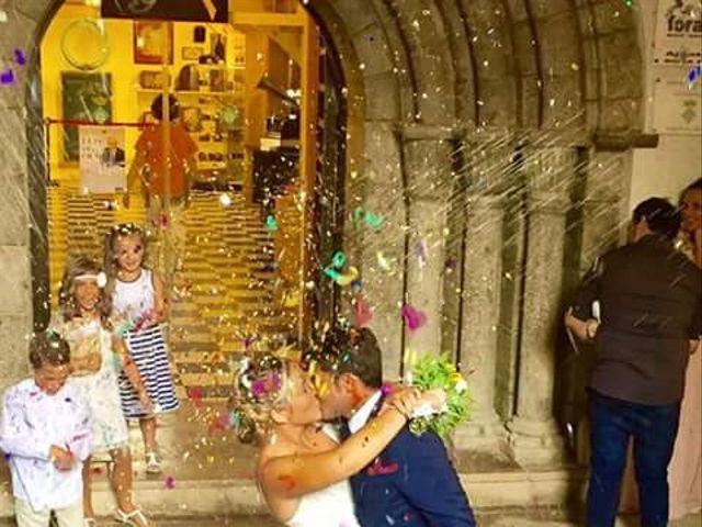 La boda de Pere y Miriam en Urbanització Roc De Sant Gaieta, Tarragona 17
