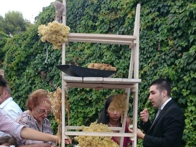 La boda de Pere y Miriam en Urbanització Roc De Sant Gaieta, Tarragona 19