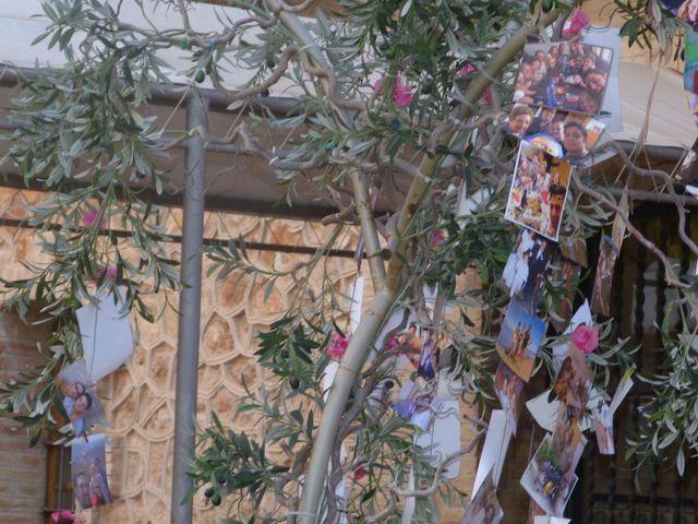 La boda de Pere y Miriam en Urbanització Roc De Sant Gaieta, Tarragona 25