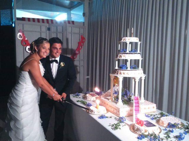 La boda de Pere y Miriam en Urbanització Roc De Sant Gaieta, Tarragona 1